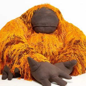 Fantastic Porky Hefer Creates Cuddly Lounge Chairs Based On Endangered Pabps2019 Chair Design Images Pabps2019Com