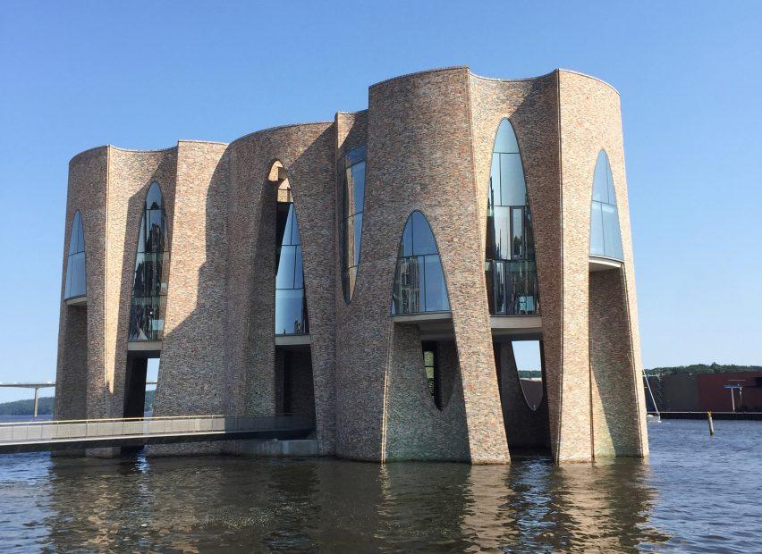 Fjordenhus by Olafur Eliasson