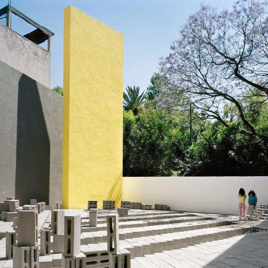 Frida Escobedo key projects