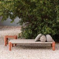 Patricia Urquiola celebrates Mughal culture with Garden Layers outdoor furniture