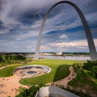 Eero Saarinen's Gateway Arch museum undergoes revitalisation in St Louis