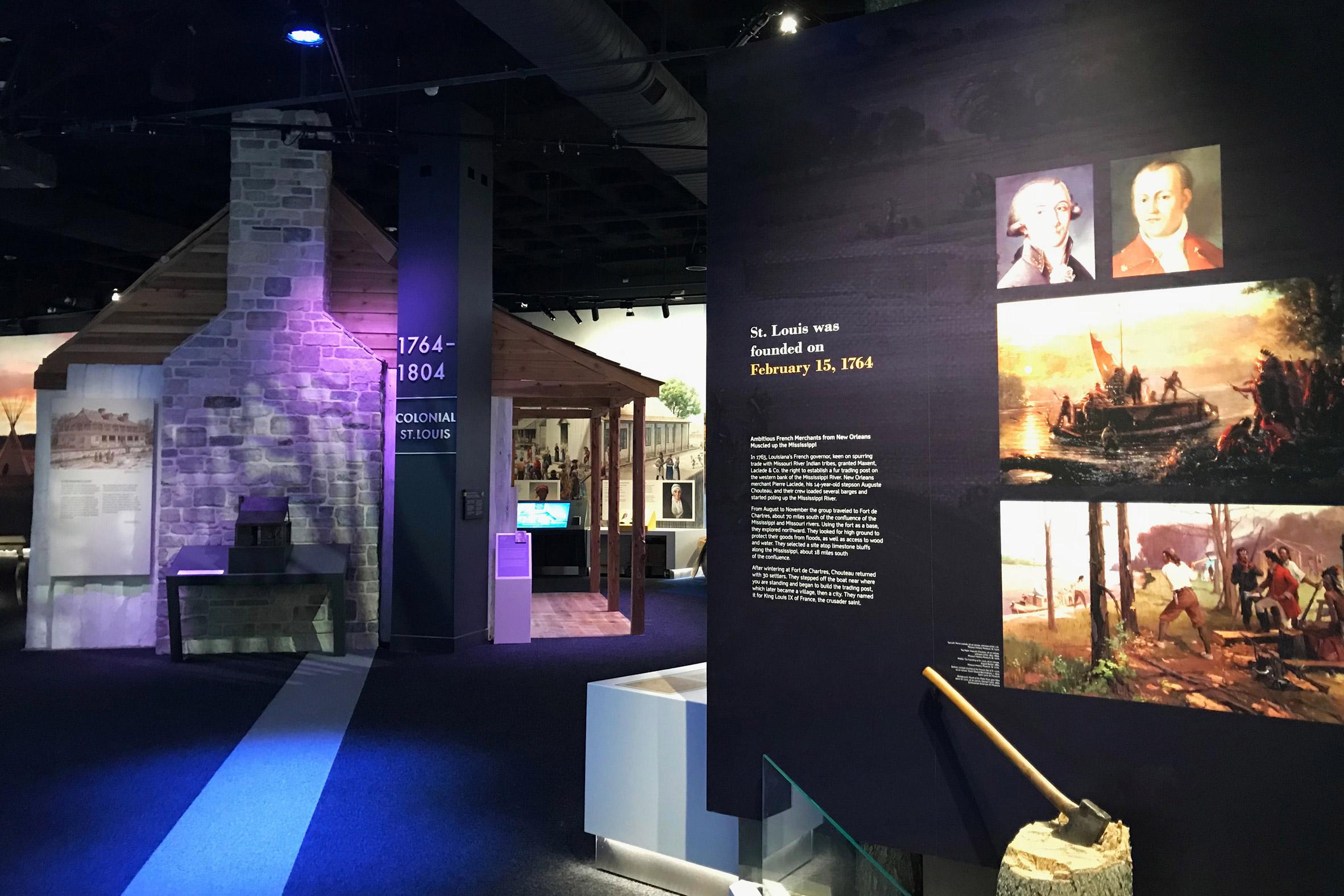 Gateway Arch Museum