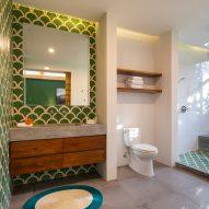 Gilded Iguana Hotel by Studio Saxe