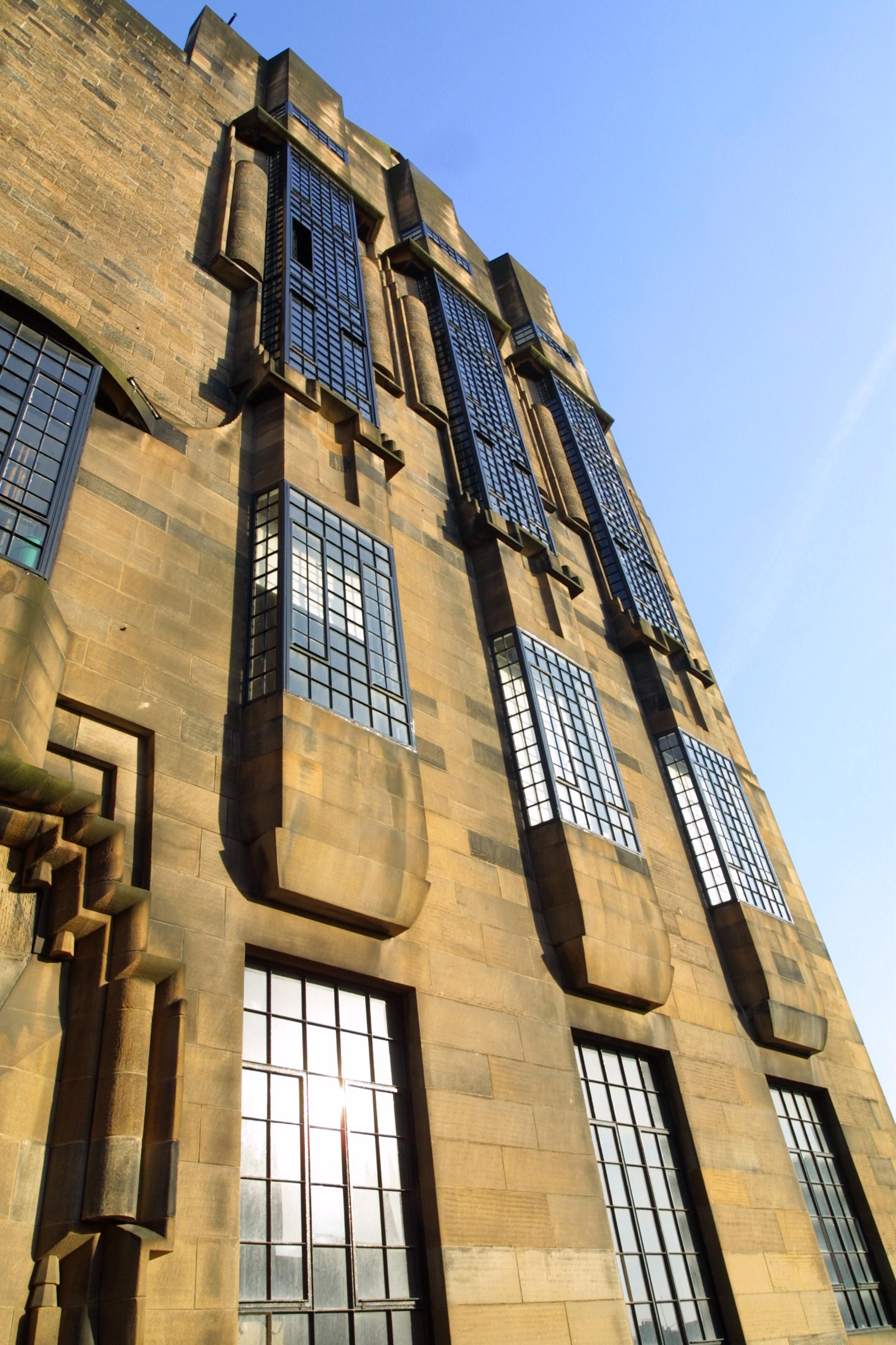 Glasgow School of Art by Charles Rennie Mackintosh