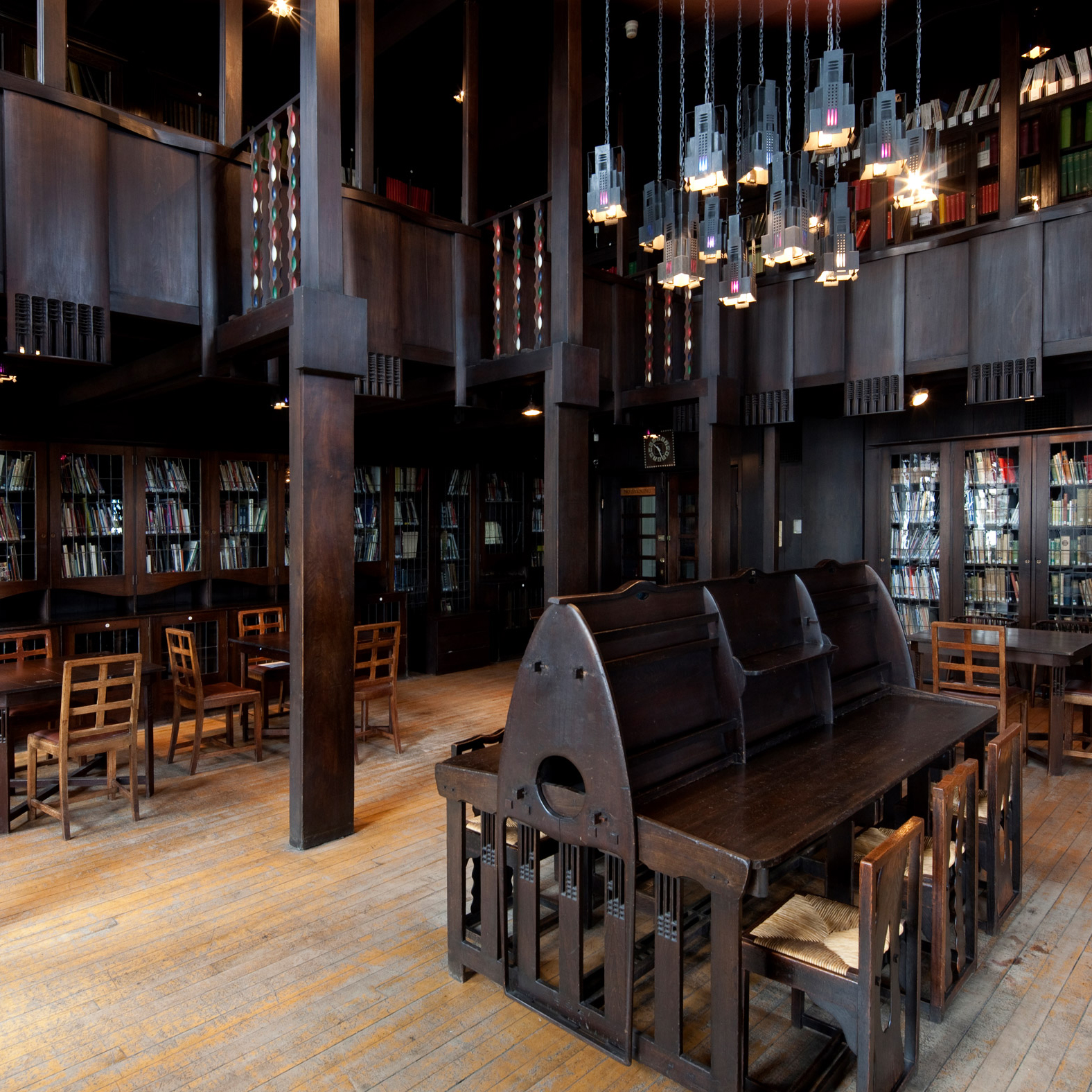 Glasgow School Of Art Is Charles Rennie Mackintosh S Masterwork