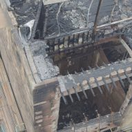 Drone footage reveals damage to Glasgow School of Art as investigation into fire begins