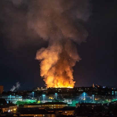 Glasgow School of Art fire leads to partial demolition that will begin in days