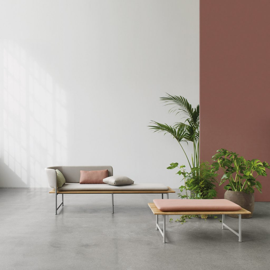"Image result for Cecilie Manz designs minimal furniture to create ""relaxed moments"""