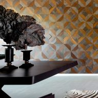 New wall tile designs by Hakwood