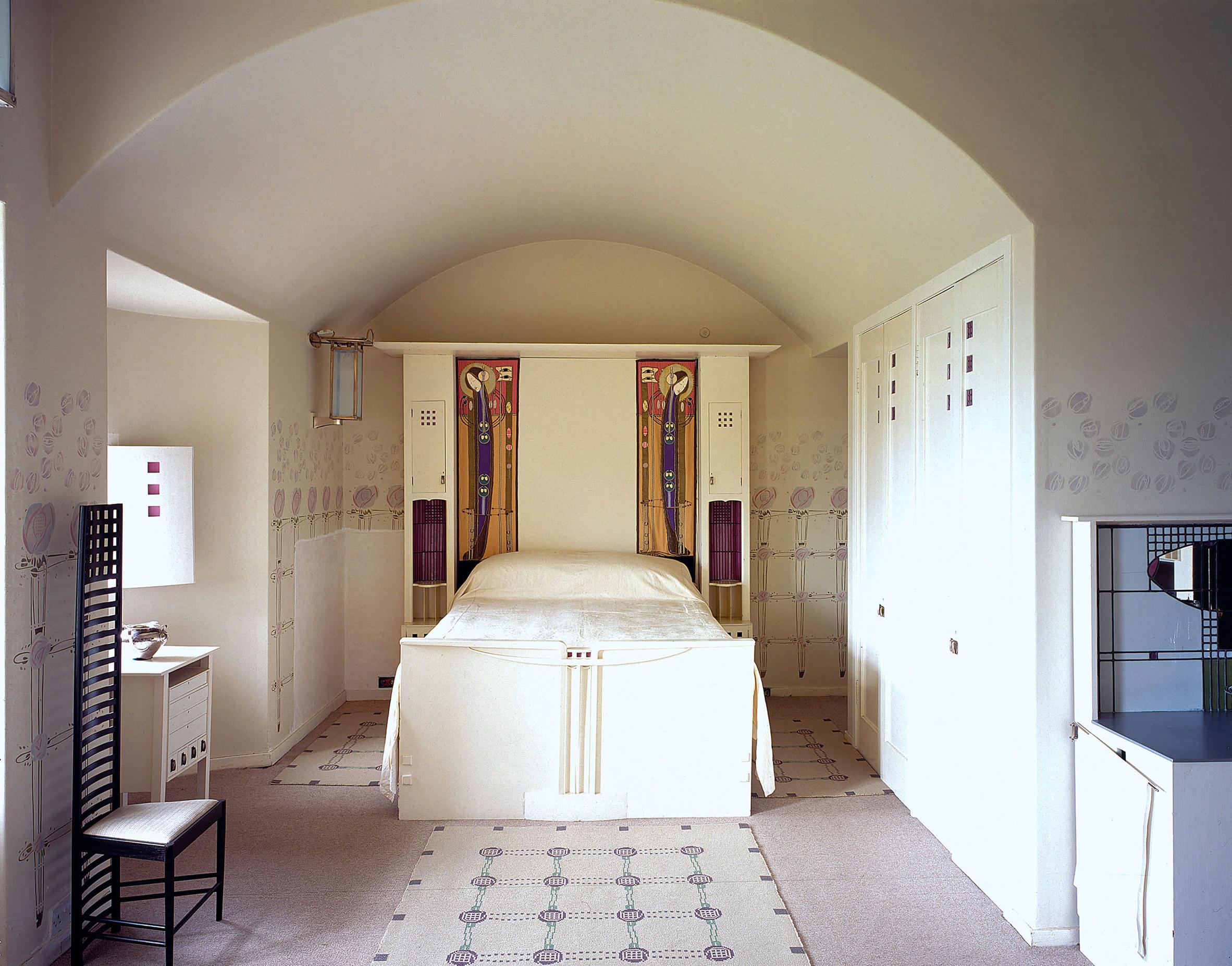 Hill House by Charles Rennie Mackintosh