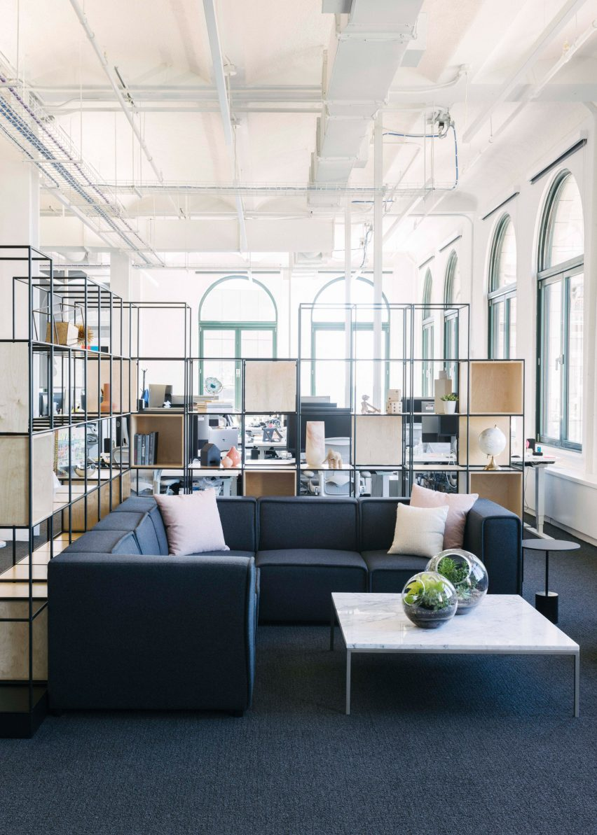 Instagram New York office