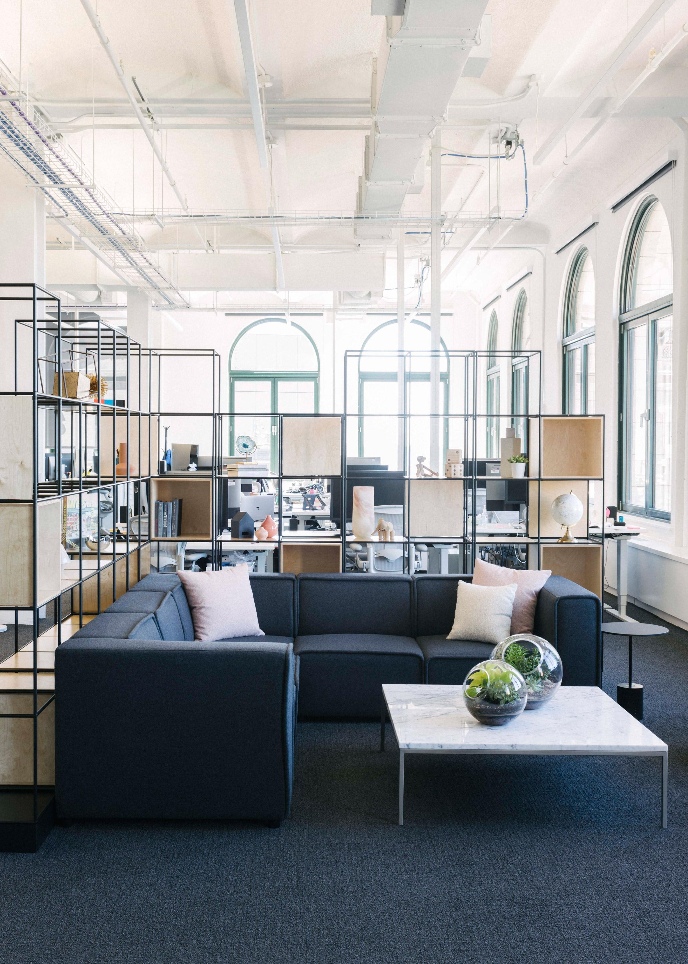 Instagram New York office