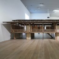 Kenzo Tange's lost house is showpiece of Japan in Architecture exhibition at Mori Art Museum