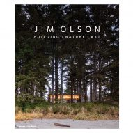 Competition: win a signed copy of Jim Olson's Building, Nature, Art book