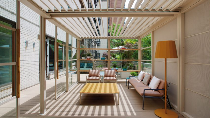 Kettal Opens Furniture Showroom In New York City With Outdoor Patio
