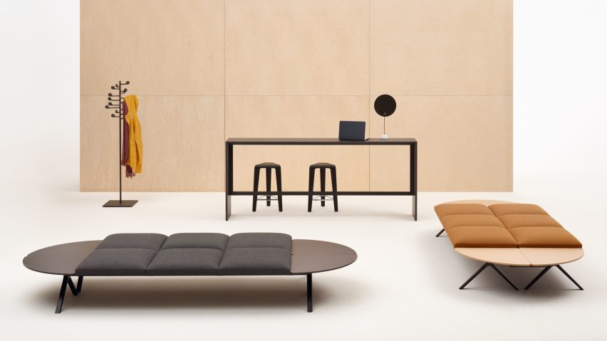 Kiik, by Iwasaki Design Studio for Arper