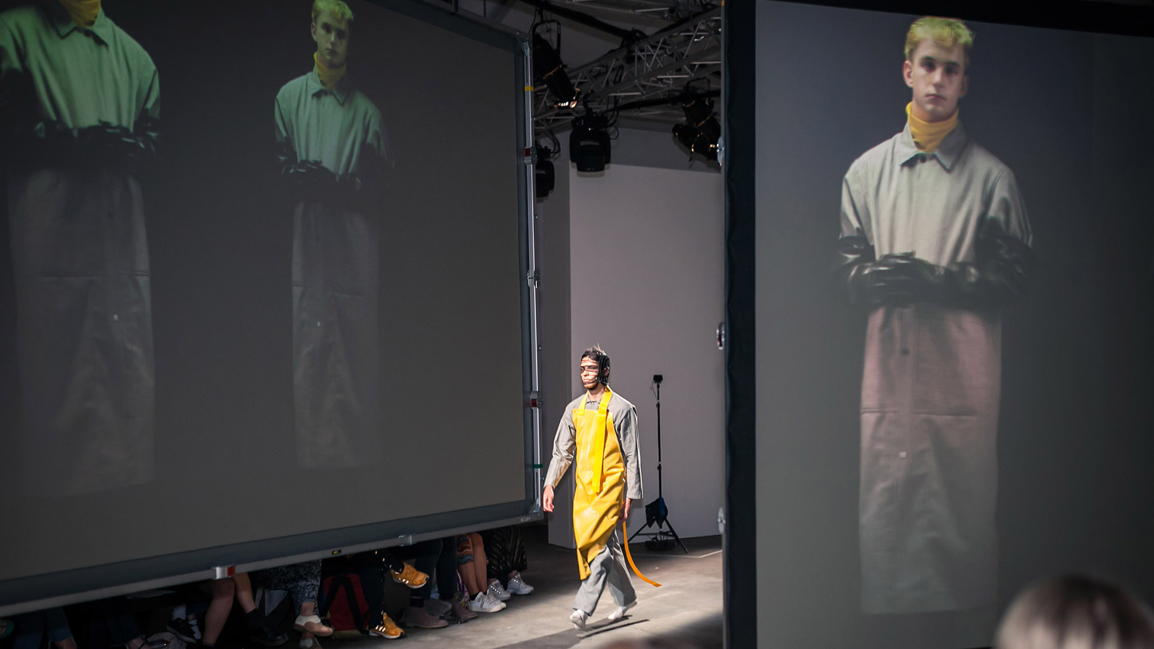 10 Standout Collections From London College Of Fashion S Graduate Show