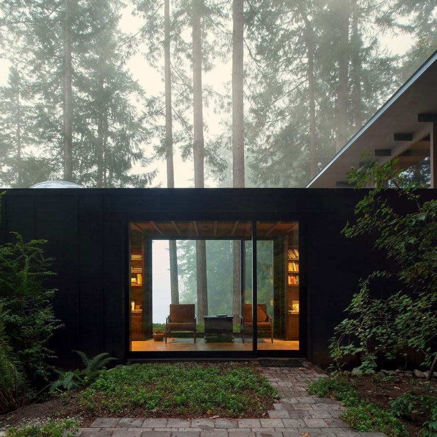 Longbranch Cabin, Longbranch, Washington, USA, 2014