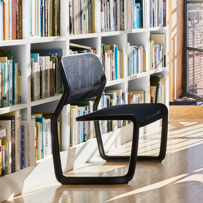Newson Aluminum Chair by Marc Newson for Knoll