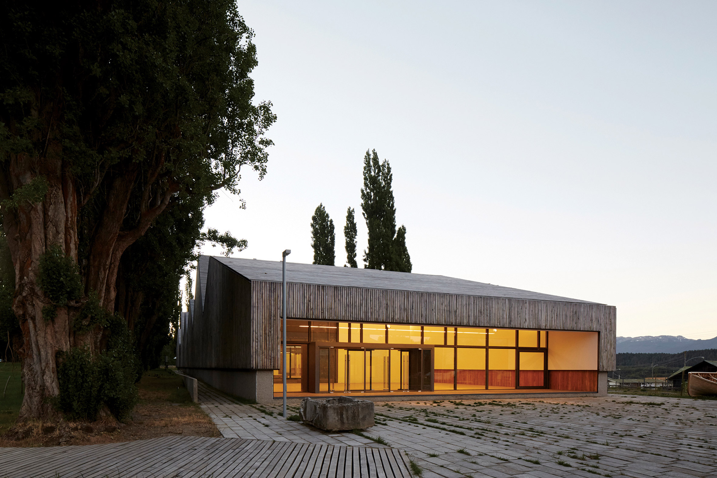Museo Regional Aysen by Tirado Arquitectos