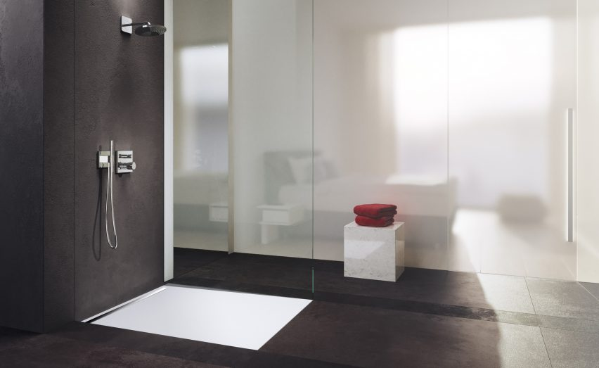 Kaldewei launches shower surfaces that sit level with your floor