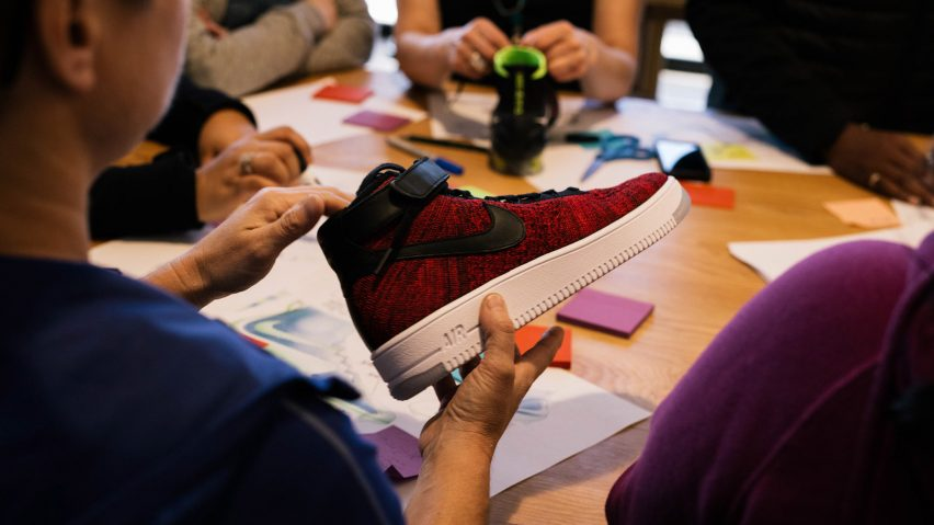 """There is no innovation without sustainability"" says Nike's chief operating officer"