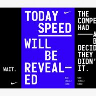 Leeds-based creative agency Studio Build has created a new look for Nike's Track+Field 2018 line.