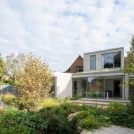 Oatlands Close by Soup Architects