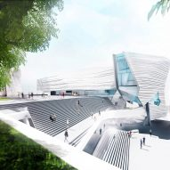 Morphosis unveils new home for Orange County Museum of Art in California