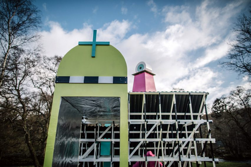 OS Pavilion by Studio MUTT