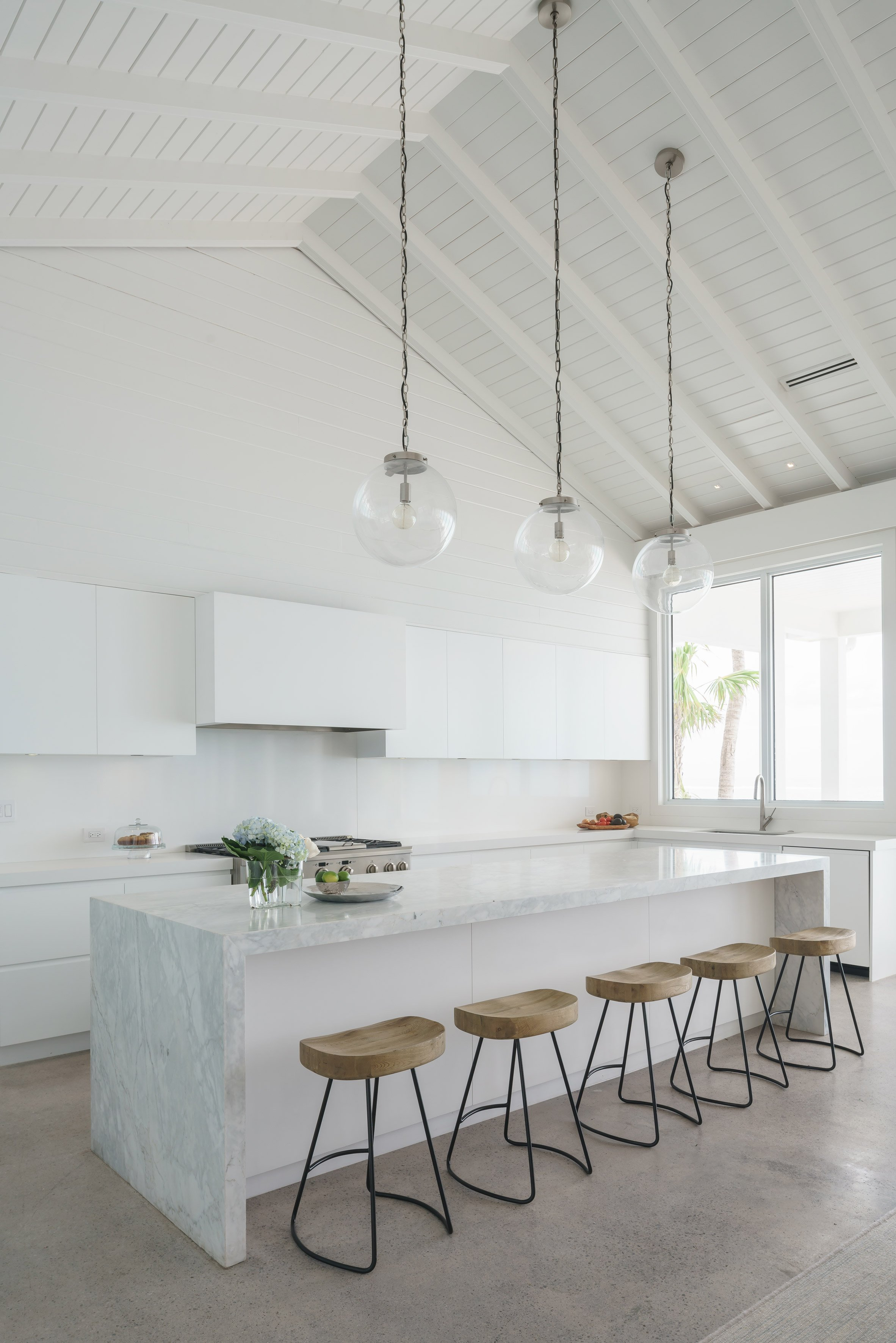 Touzet Studio Offers Modern Take On Island Architecture At Bahamas