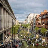 "Scrapping plans for car-free Oxford Street is a ""betrayal of Londoners"" says city mayor"