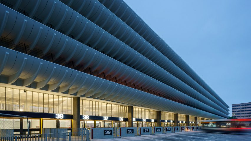 RIBA National Awards 2019: Preston Bus Station by John Puttick Associates