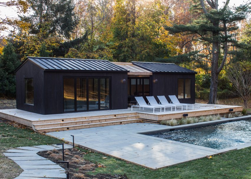 New York Pool House by General Assembly