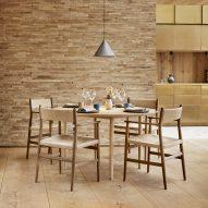 Studio David Thulstrup designs furniture for Copenhagen restaurant Noma