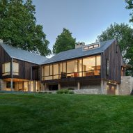 JBAD builds farmhouse-style Sullivan House in Ohio