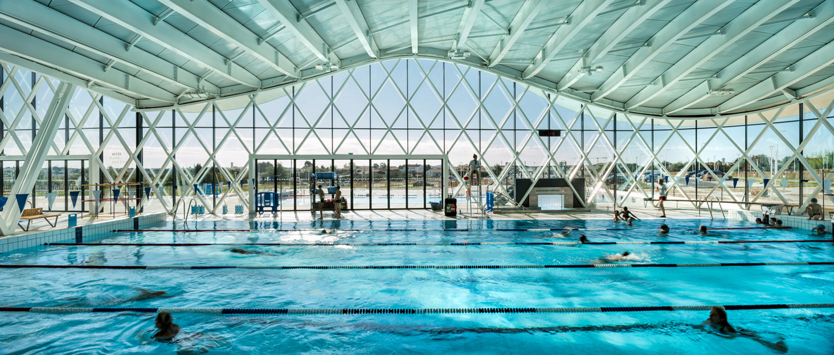 Swimming Pool Brochet Lajus Pueyo Architectes