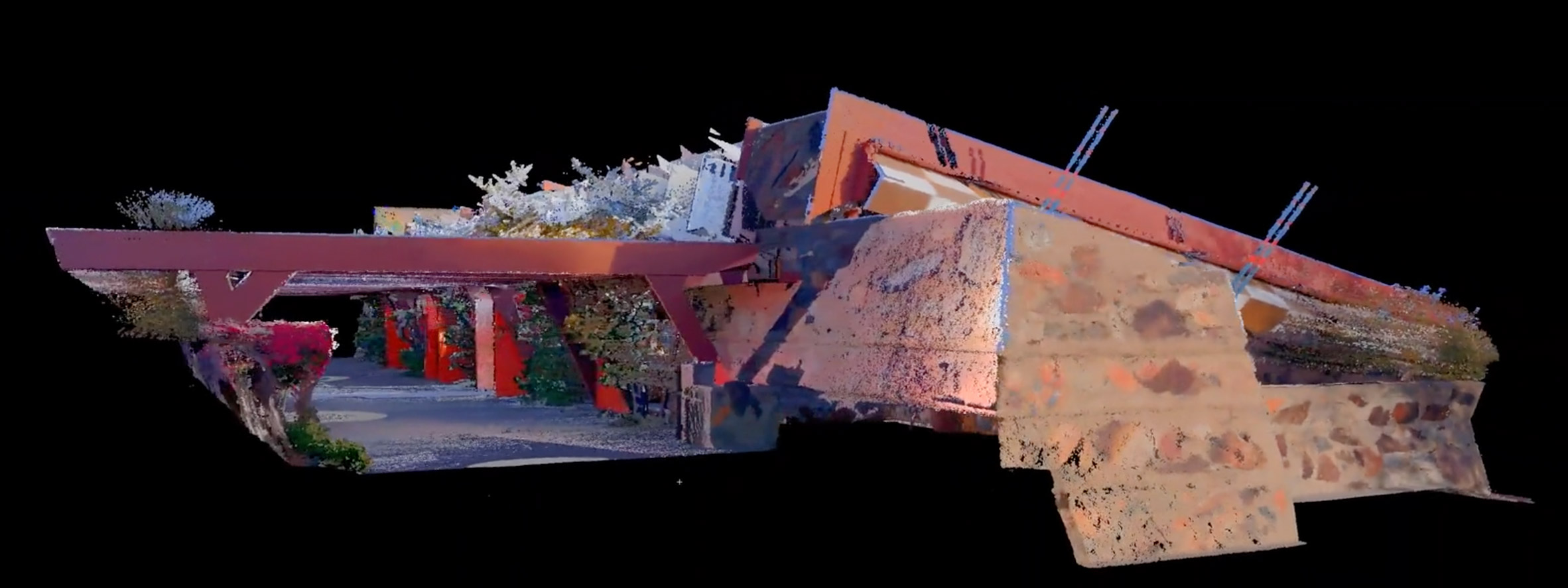 Movie offers virtual tour of Frank Lloyd Wright's Taliesin West