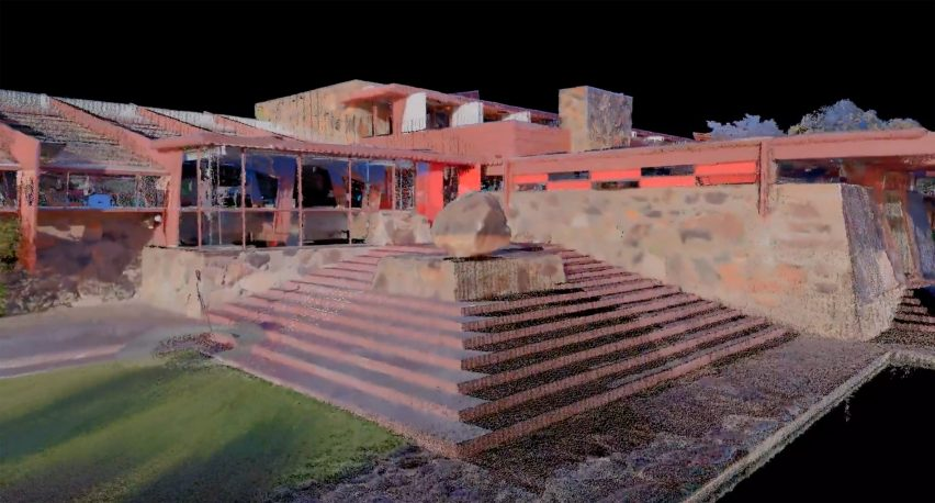 Taliesin West in 3D