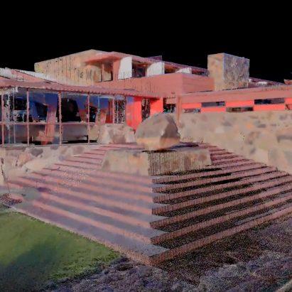 Taliesin West in 3D