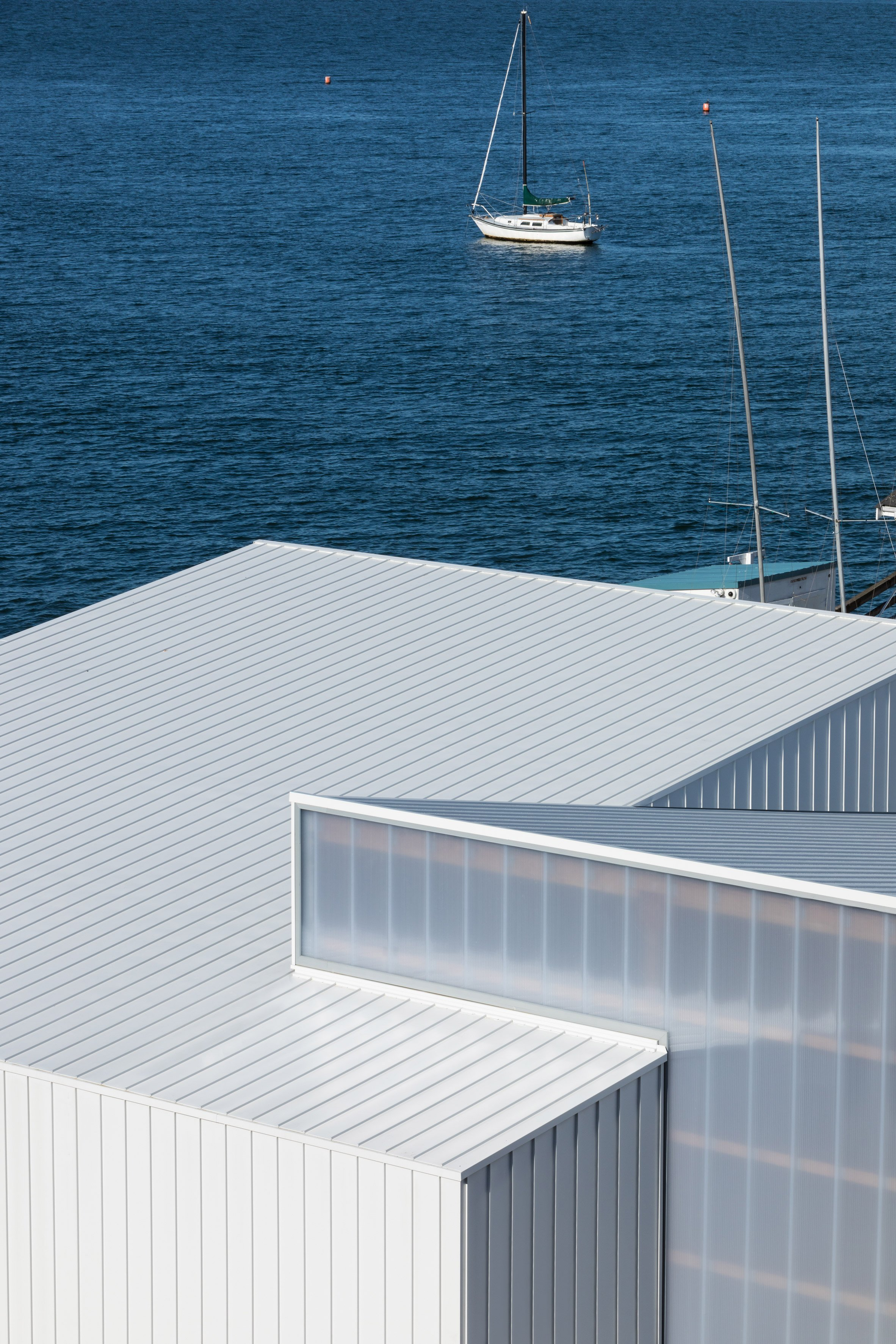 The Dock Building by Michael Green Architecture