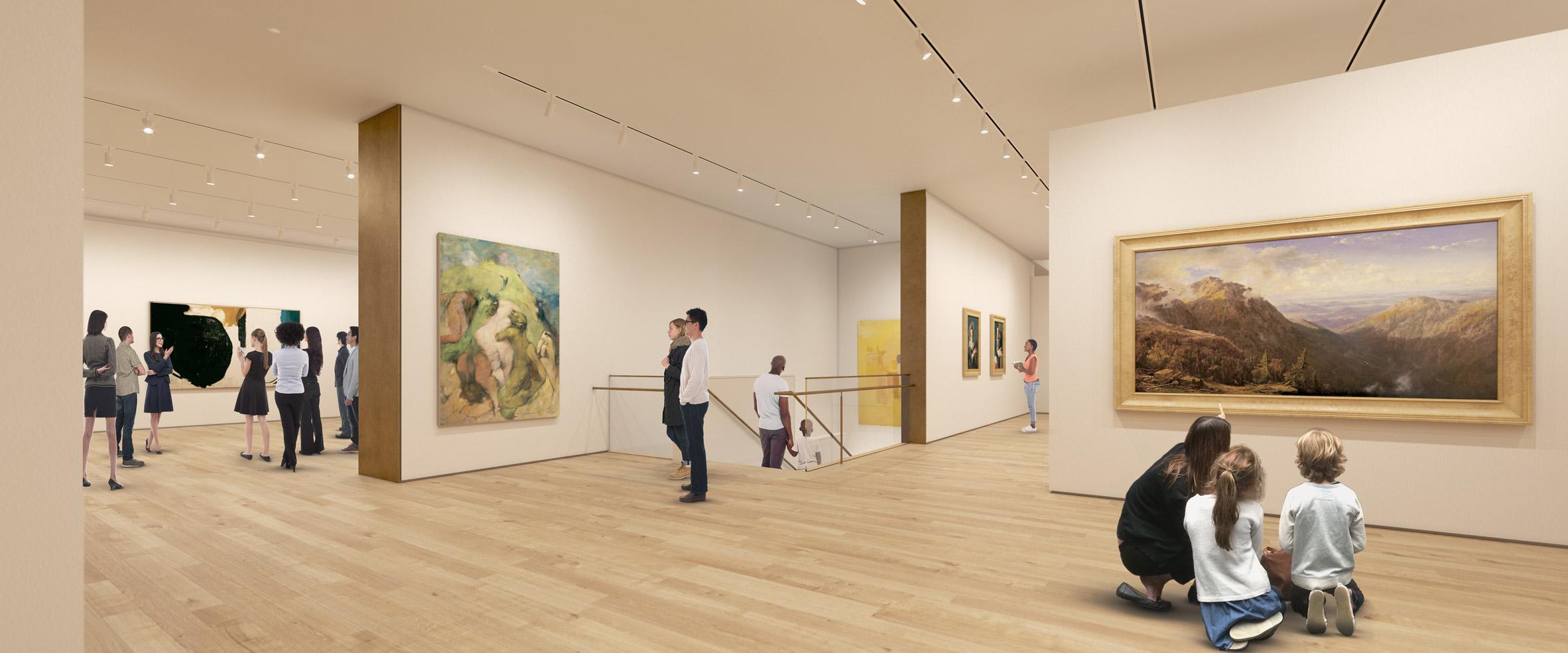 Hood Museum of Art by Tod Williams Billie Tsien