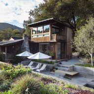 Feldman Architecture completes The Shack nature retreat for creative couple in California