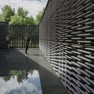 This week, the Serpentine Pavilion was unveiled and the World Cup kicked off