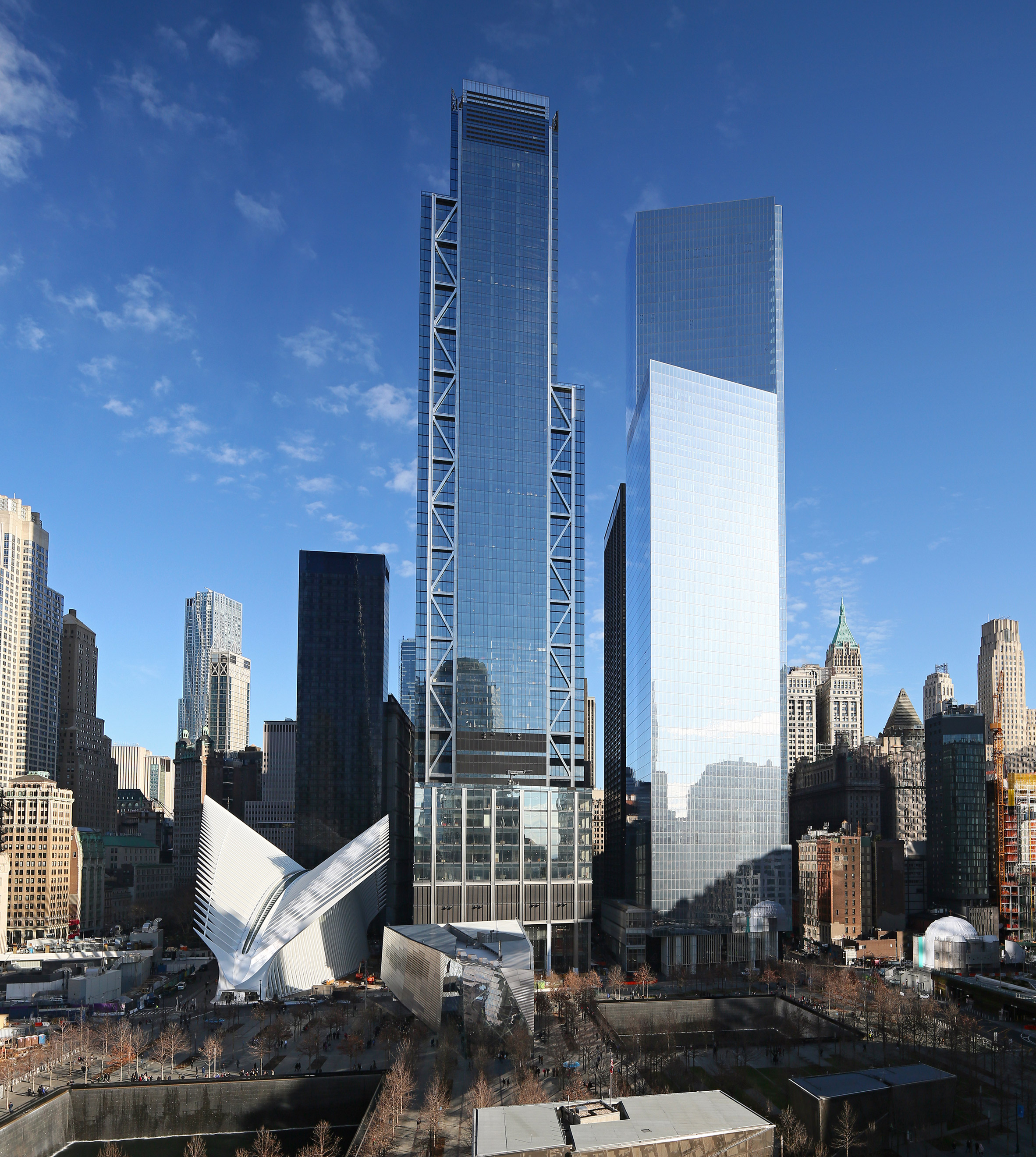 3 World Trade Center by Rogers Stirk Harbour + Partners