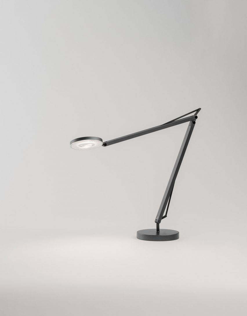 Tobias Grau marks 20th anniversary with collection of minimal table lamps
