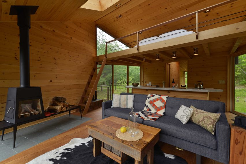 Treehouse by Antony Gibbon Designs