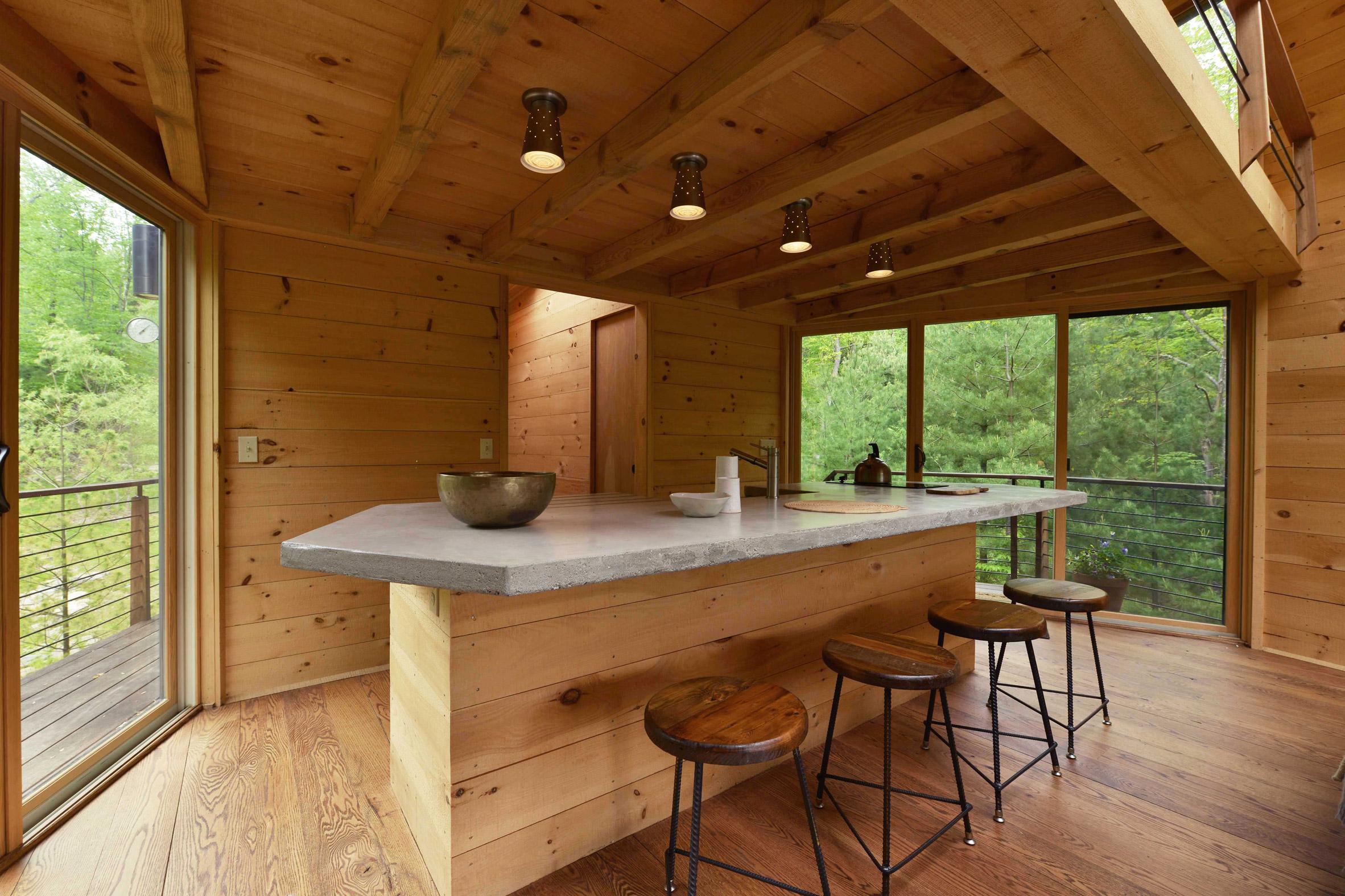 Treehouse by Antony Gibbon Designs