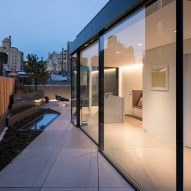Upper East Side Townhouse by MKCA