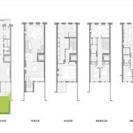 Upper East Side Townhouse by MKCA